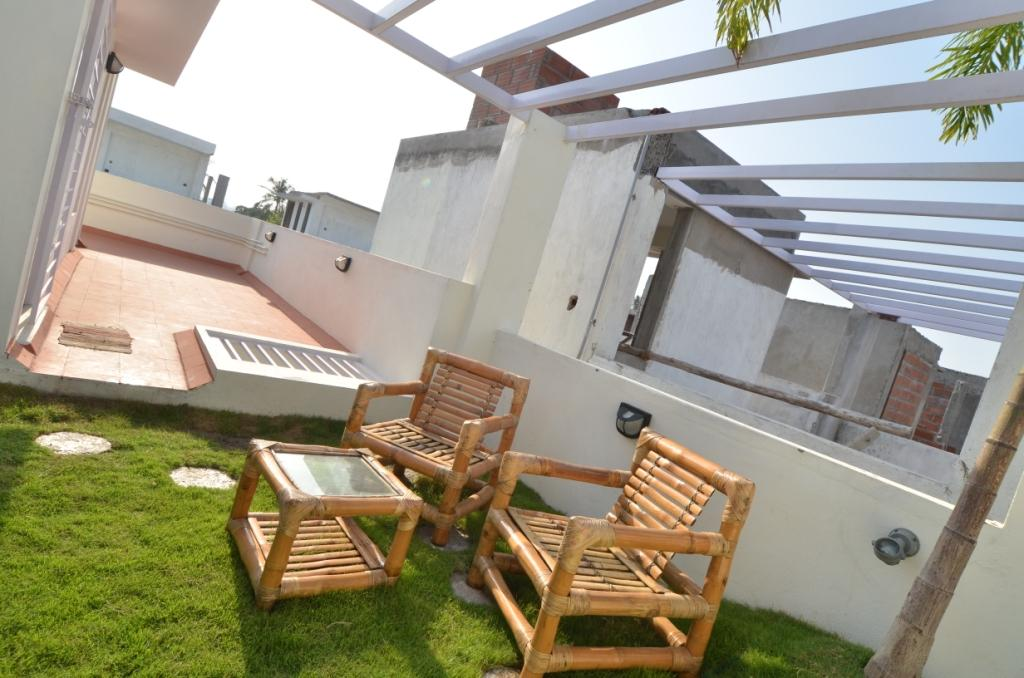 Villa I -Roof top Garden